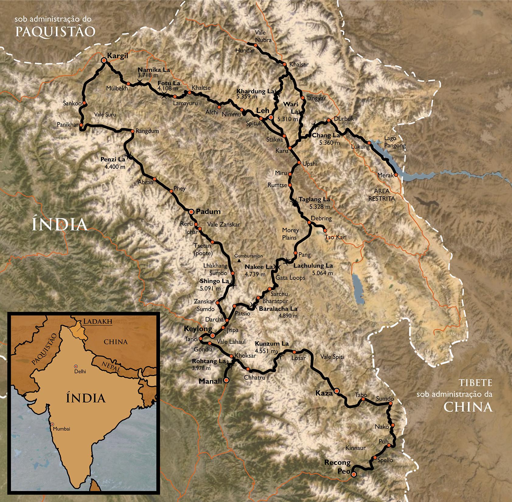 ... aqui para ver o mapa com nosso trajeto). 56c91675eae