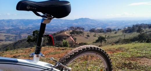 Serra do Caçador, no caminho entre Estiva e Consolação.