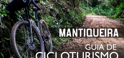 Viagem de bicicleta na Mantiqueira